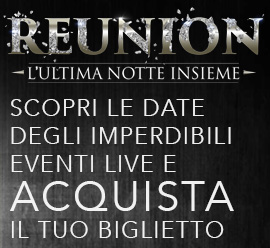 Acquista LiveReunion
